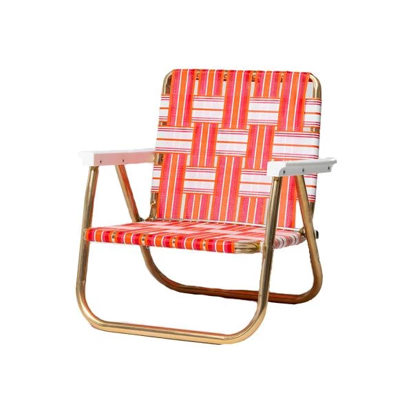 Retro Lawn Chair Pink Orange Lawn Chairs Funboy Giant Pool