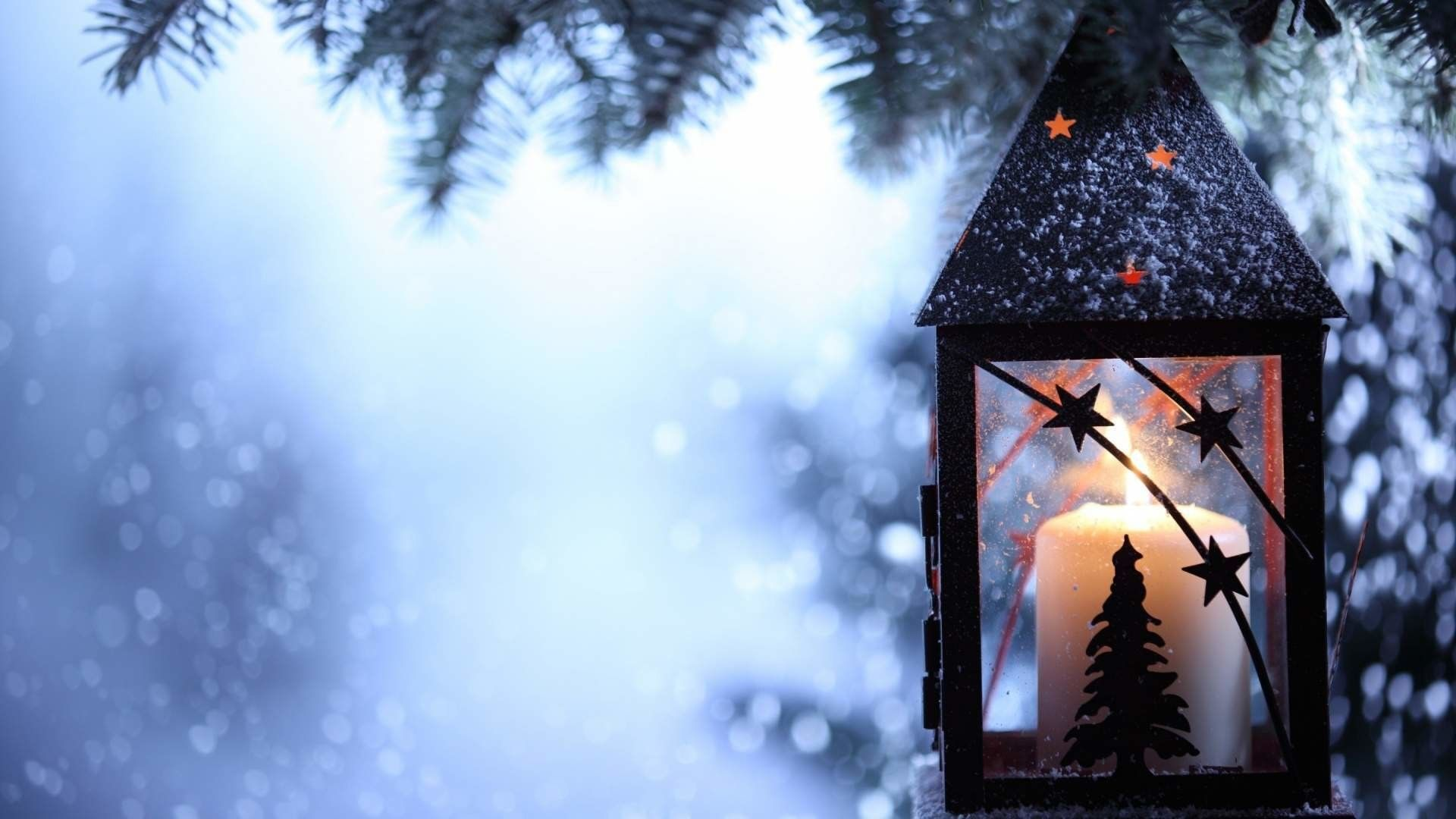 Sfondi Natale Sfondo Desktop Lanterna Natalizia Sfondi Sfondo