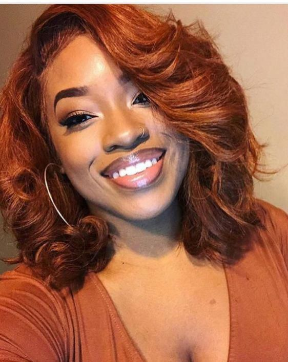 Incredible Hair Color Ideas For Brunette Women With Images Natural Hair Styles Girl Hair Colors Hair Color For Black Hair
