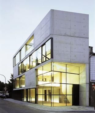 schilling architekten the skeleton of the architectural bureau of