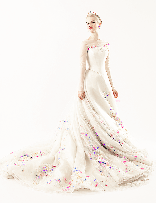 Lily James Photographed For Cinderella 2015 Amazing