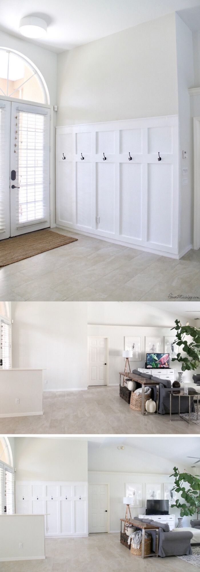 27 Amazing Wainscoting Ideas Designs For Your Home 2020 In 2020 Bathroom Design Luxury Home Bathroom Tile Designs