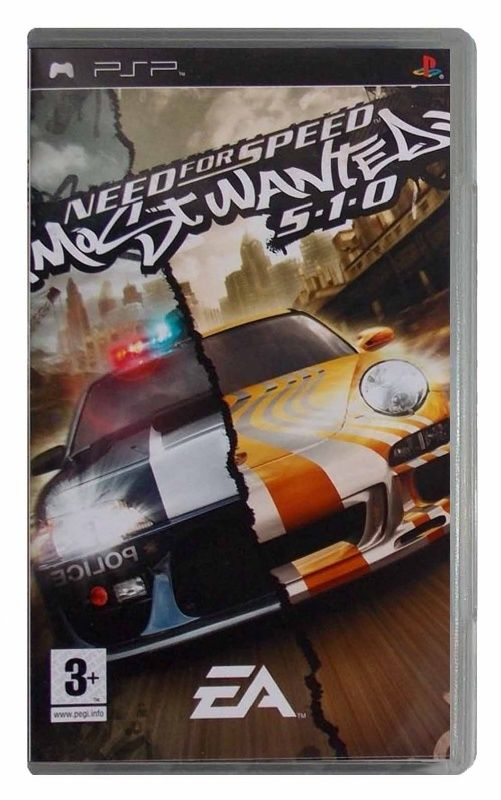 Buy Need For Speed Most Wanted 5 1 0 Psp Australia