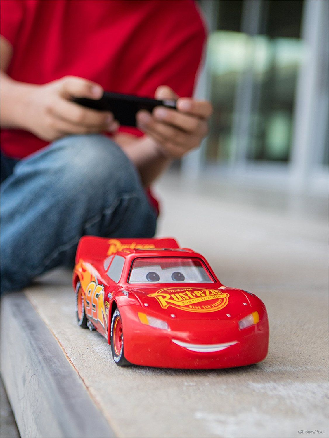 AmazonSmile Ultimate Lightning McQueen by Sphero Cell