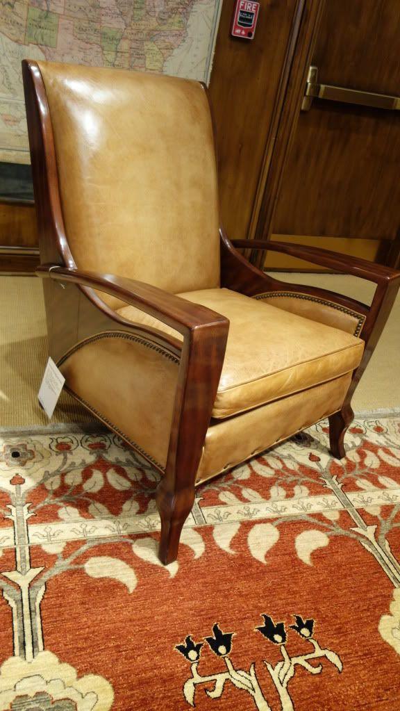 Jameswood Chair Mocha Burnished Cl3 Belgian Chocolate