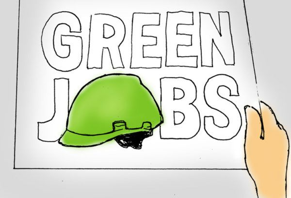 Why a Green New Deal would help Maine Good paying jobs