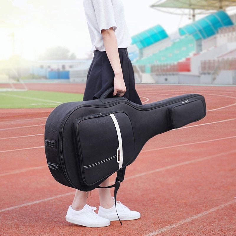 Fashion 40 inch 41 inch guitar bag carry case backpack