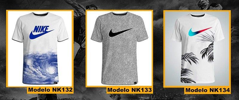 Franelas Nike, Jordan, adidas, Quiksilver Standar Fit Model