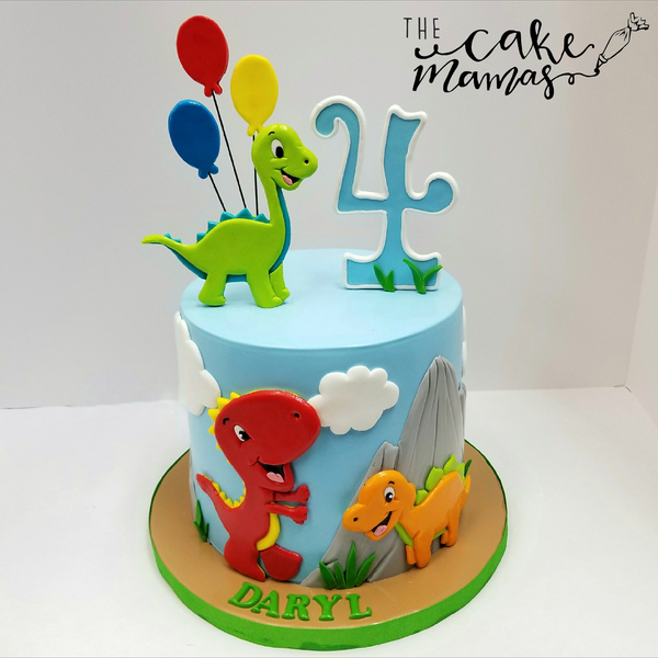 Simple Dinosaur Themed 4th Birthday Cake Call Or Email To Order Your Customized Cake To Tortas De Dinosaurios Tortas De Cumpleanos Infantiles Cake Dinosaurios Find gifs with the latest and newest hashtags! simple dinosaur themed 4th birthday
