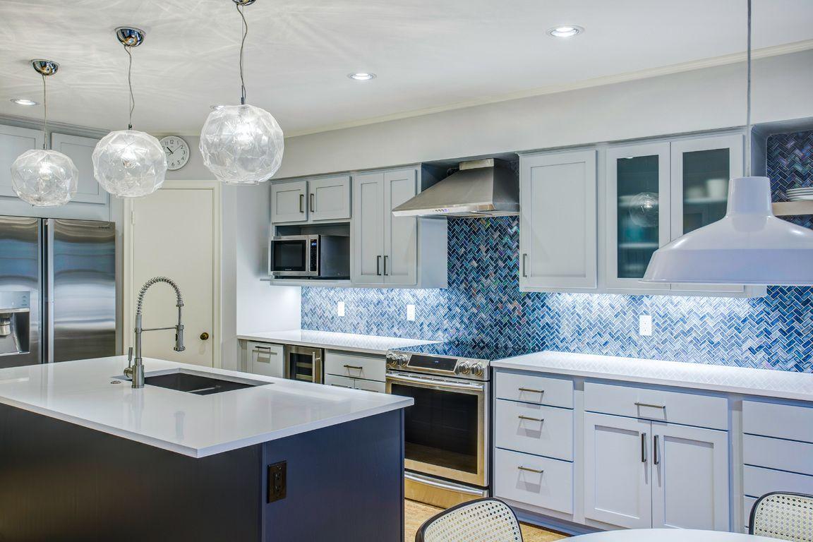 Contemporary Cork Kitchens Vignette - Modern Kitchen Set - dietmania ...