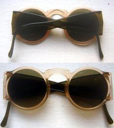 489aab13d7cf Sunglasses c.1936. Sunglasses c.1936 1930s Fashion