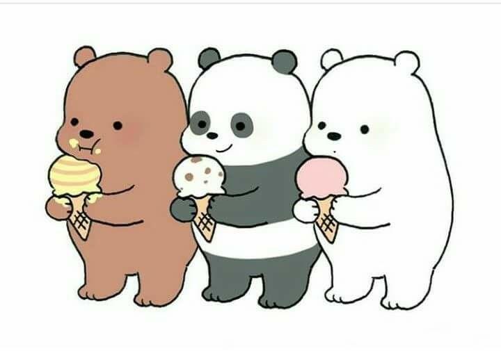 We Bare Bears Dibujos Kawaii De Animales Dibujos Kawaii Tiernos