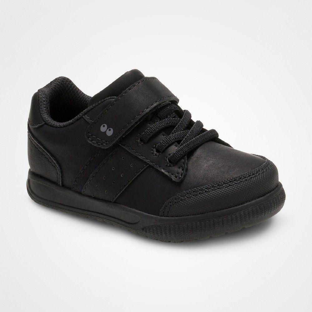 37ce28e301e8 Toddler Boys  Surprize by Stride Rite Darrell Uniform Sneakers - Black 11