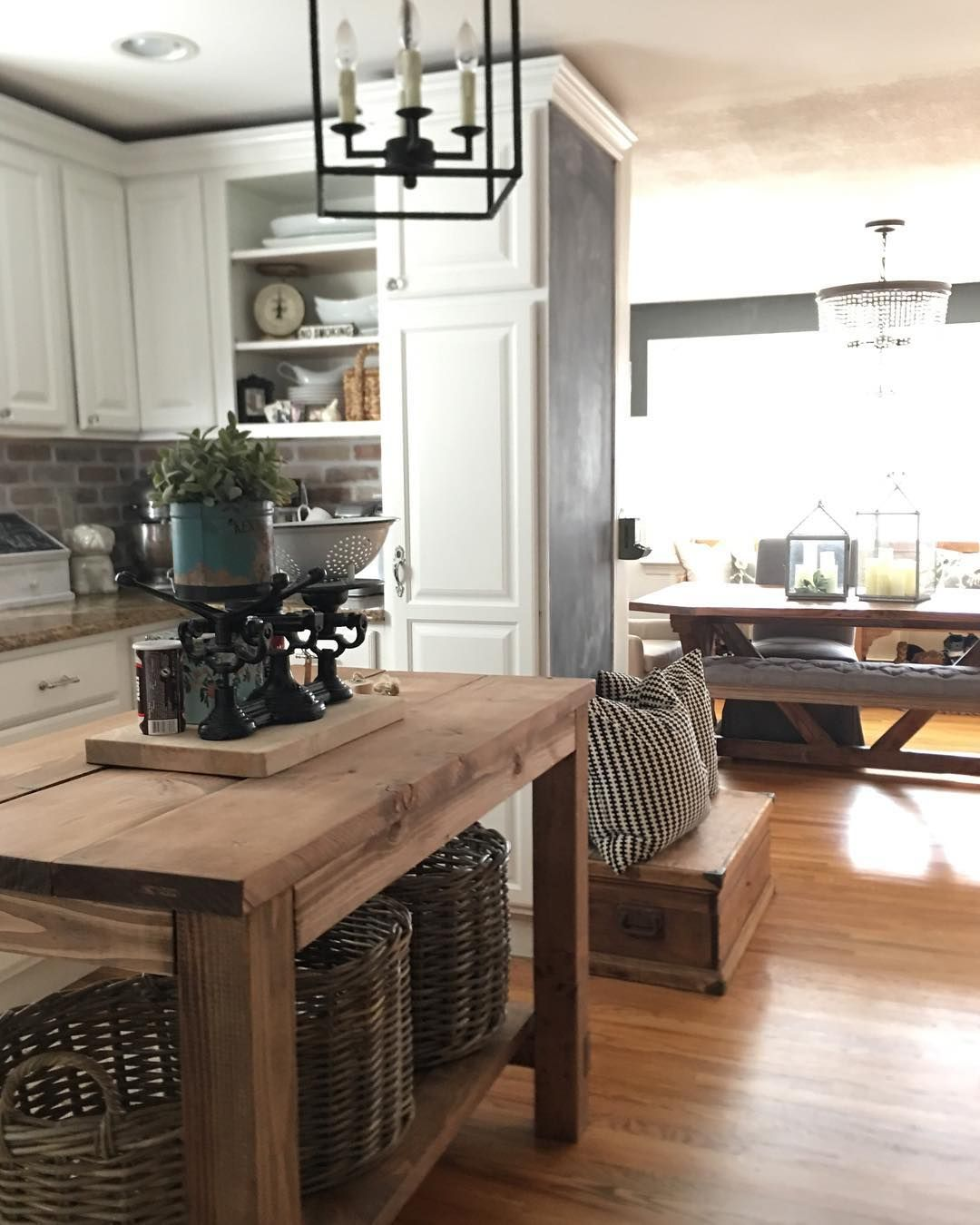 Pin by Holly James on Kitchen | Pinterest | Lisa, Kitchens and House