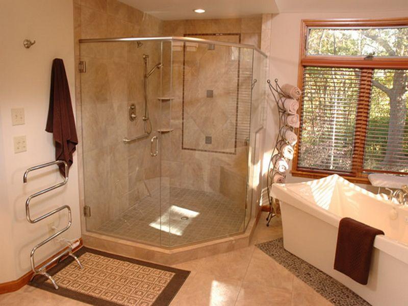 Pin by cathy meyer on bathroom | Master bathroom shower, Bathroom shower  design, Luxury master bathrooms