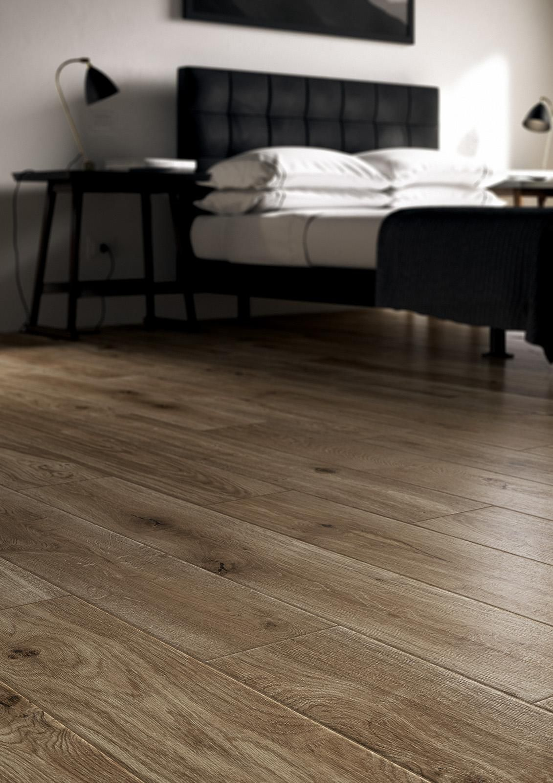 Treverkever - Wood Effect - Bedroom  Bedroom flooring, Tile