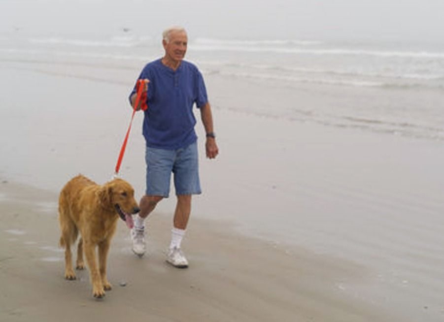 Long, slow walks may beat shorter, higher intensity runs