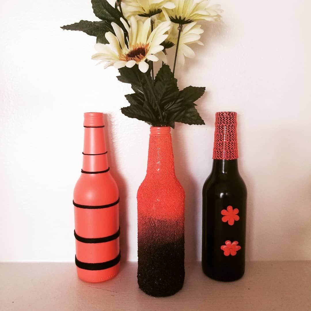 Google Image Result For Https I Pinimg Com Originals 9b F3 5e 9bf35e1ae03e91bf8c7d502878281c29 Jpg In 2020 Wine Bottle Diy Crafts Wine Bottle Diy Bottle Art