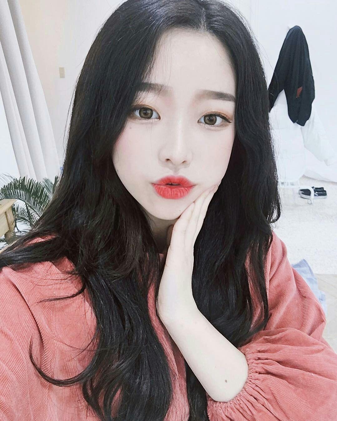 Girls asian girl make up