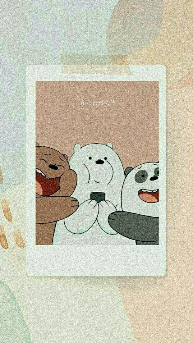 We bare bears الدببة الثلاثة