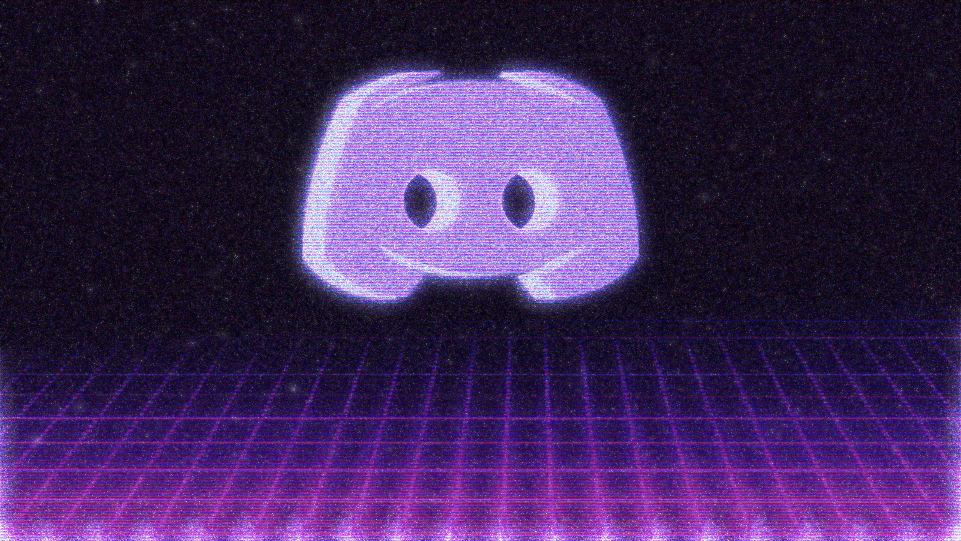 Just Finished Making A Discord Themed Synthwave Background 1920x1080 Need Trendy Iphone Aesthetic Wallpapers Purple Aesthetic Aesthetic Tumblr Backgrounds