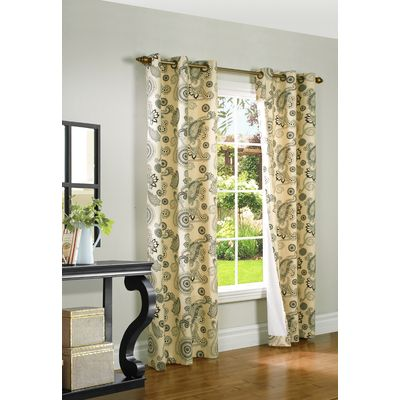Commonwealth Home Fashions Insulated Grommet Top Panel Pairs   Wayfair