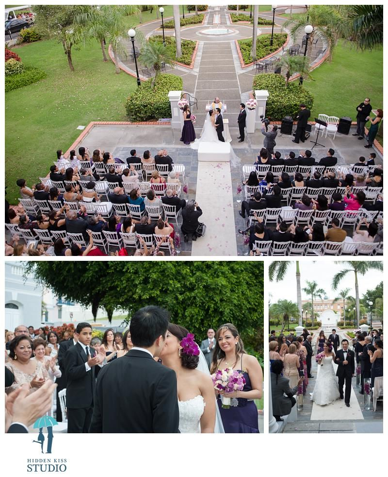 Teresita And Jason Had Their Destination Wedding At Antiguo Casino Puerto Rico An Incredible Luxurious Venue Old San Juan