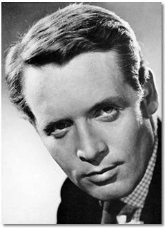 Patrick McGoohan, Prisoner and Danger Man. Fantastic. Turned down the offer to be the original James Bond. Is there a man more suave?