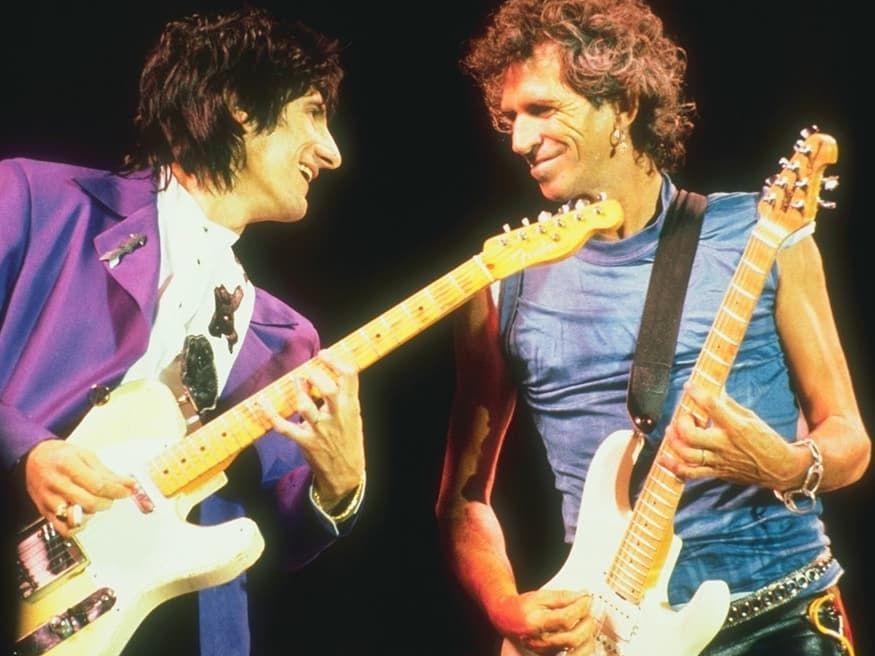 キース ロニー ローリングストーンズ ザローリングストーンズ Rollingstones Therollingstones キースリチャーズ ロンウッド Keithrichards Ronniewood ロック ブル Keith Richards Rolling Stones Richard