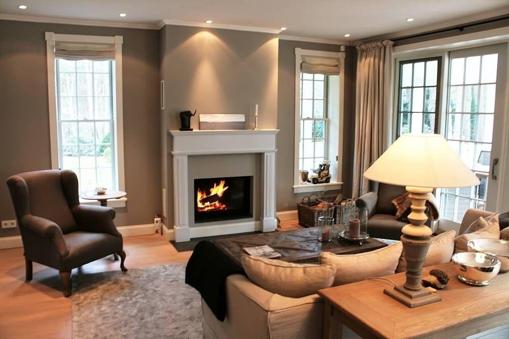 Wohnideen, Interior Design, Einrichtungsideen \ Bilder - kamin in der wand amerikanisch
