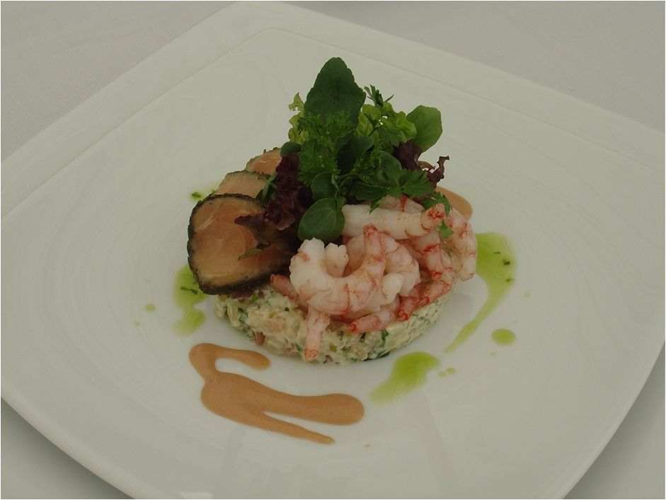 Presentacion y montaje de platos la guia definitiva im for Decoraciones de platos de cocina
