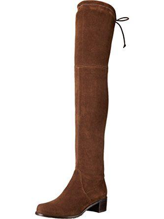 Midland Walnut Suede Boot