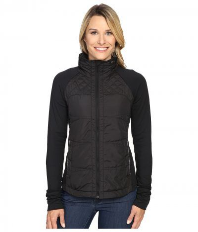 Prana - Velocity Jacket (Black) Women's Coat