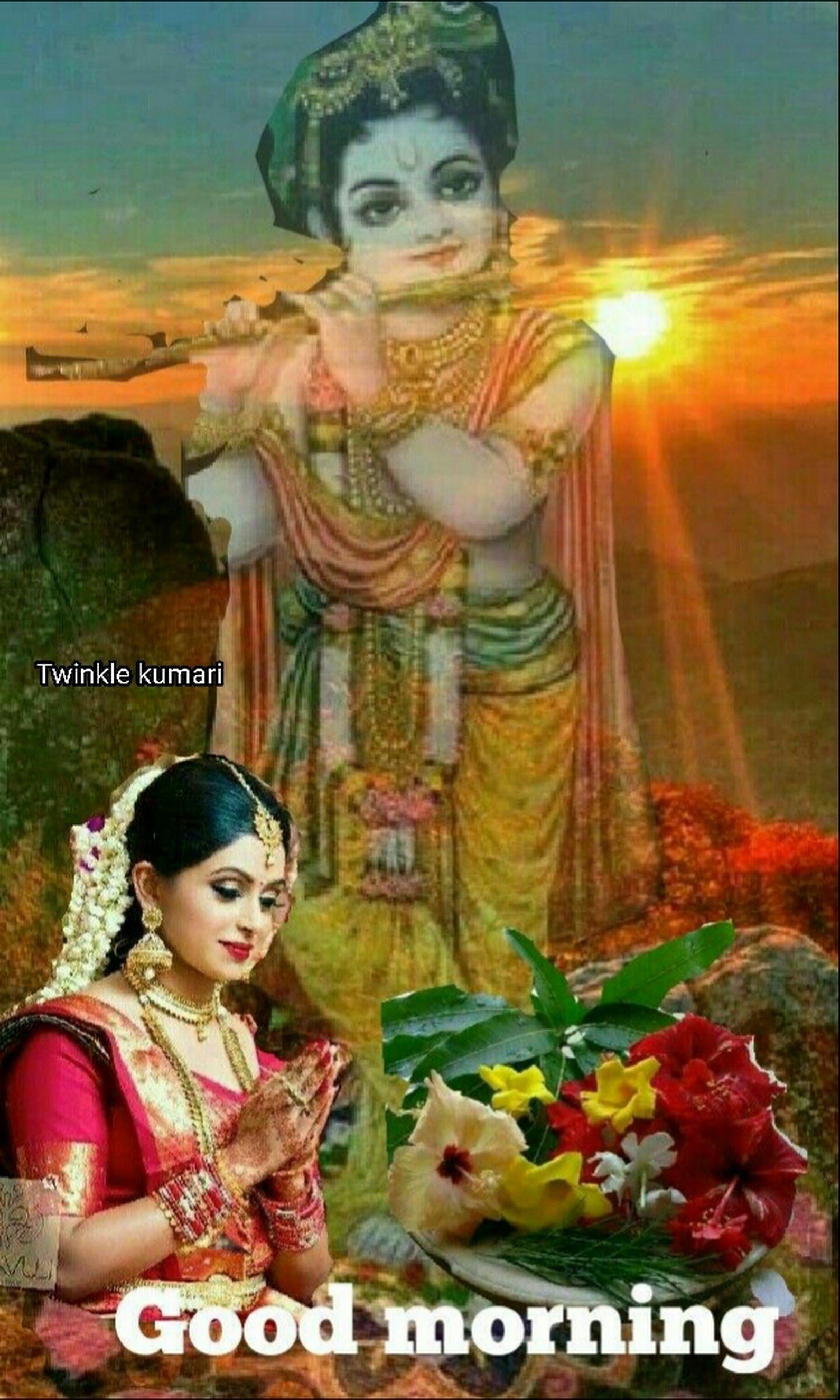 Jai Shree Krishna Good Morning Twinkle Soni Google