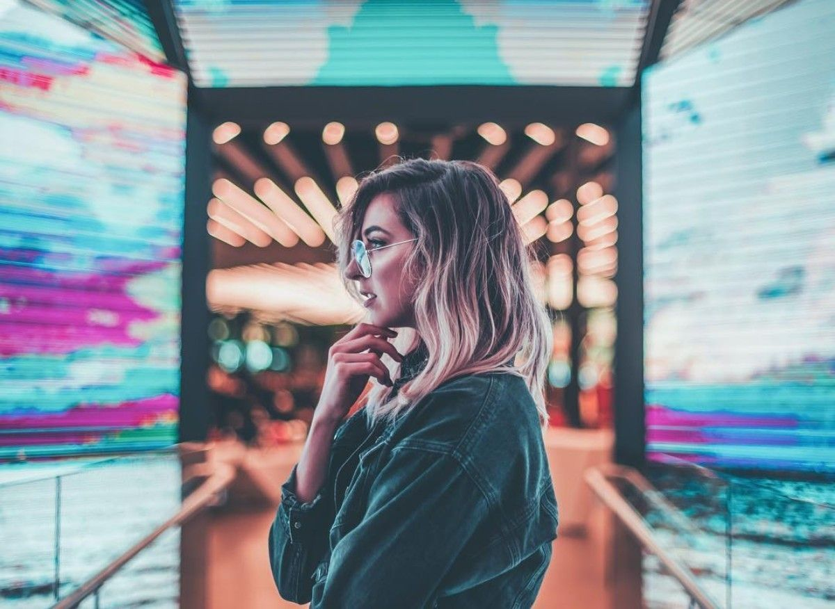 Brandon Mobili ~ Gabbie hanna photo taken by brandon woelfel art references