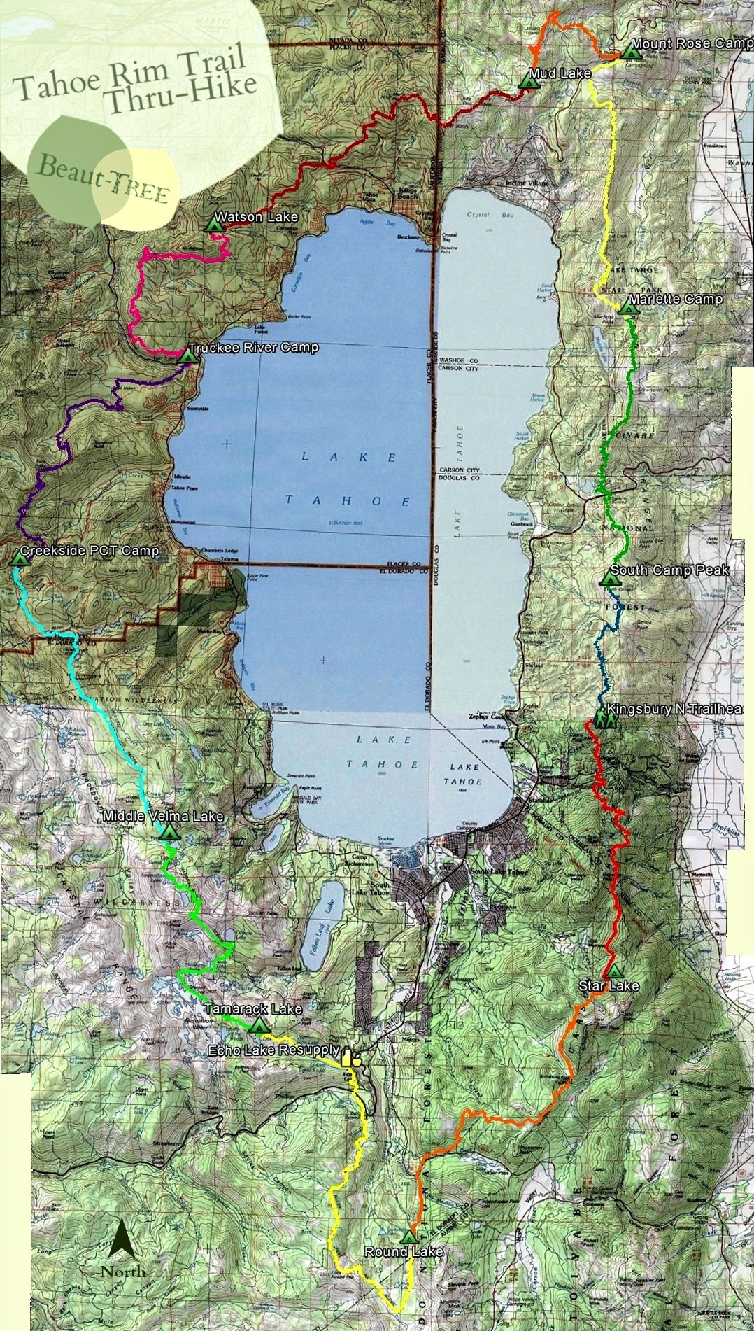 Tahoe Rim Trail Map | TRT | Pinterest | Trail maps, Hiking and Lake on pine grove trail map, alexandria trail map, concord trail map, pennsylvania trail map, summit ridge trail map, georgetown trail map, morgan creek trail map, emerald ridge trail map, jefferson trail map, laurel ridge trail map, ironhorse trail map, beech creek trail map, sycamore trail map, north woods trail map, timber ridge trail map, brownsville trail map, fisher farm trail map, spring mill trail map, north carolina trail map, heritage park trail map,