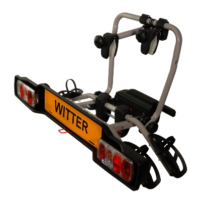 The ZX302 platform style cycle carrier from Witter takes