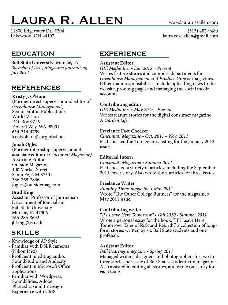 Freelance Writer Resume Google Search Freelance Writer Resume Resume Sales Resume Examples