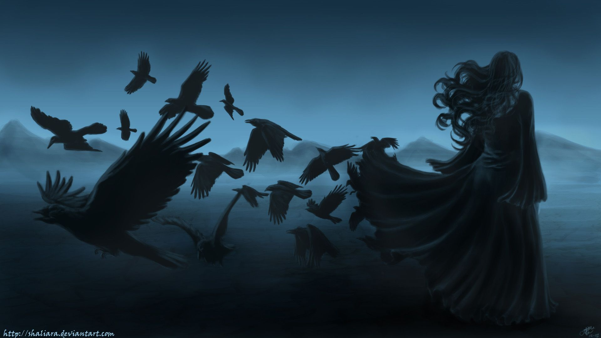 Dark Gothic Art Wallpapers - Wallpapersafari Simply Goth