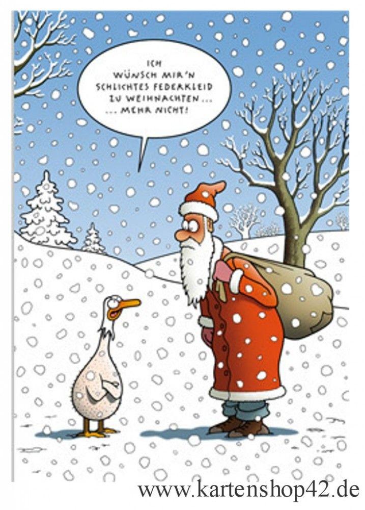 Federkleid tetsche postkarte zu weihnachten tetsche weihnachten lustige weihnachten und - Lustige fotos zu weihnachten ...