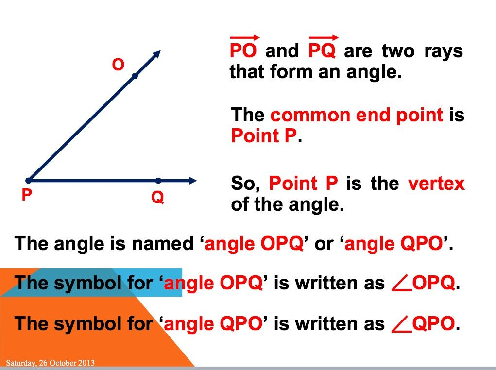 A Powerpoint Presentation About Points Lines Line Segments Rays
