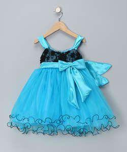 Toddler & girls' dress