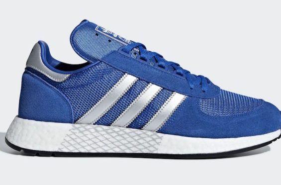Adidas maratona 5923 royal arriva quest'autunno pinterest collegiale