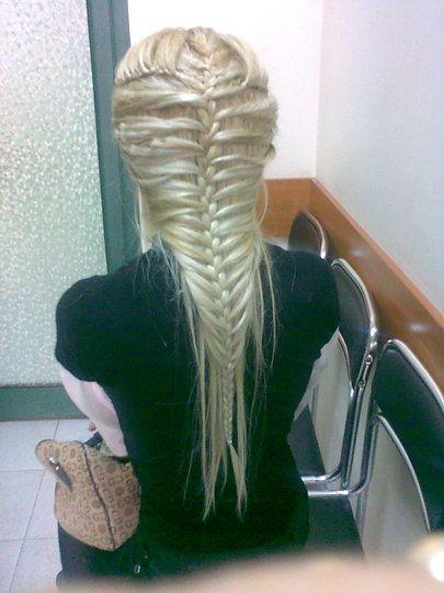 peinado atras