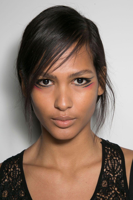Jean pierre braganza lfw aw1516 key make up artist terry