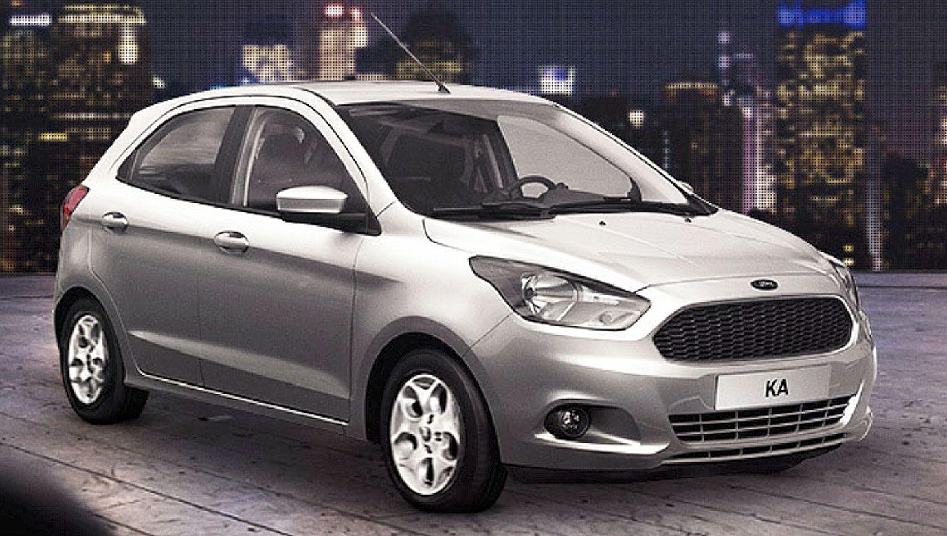 Novo Ford Ka Hatch E Seda Chegam Em Agosto Ford Carros E