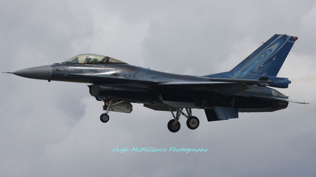 F-16AM Belgium - Air Force
