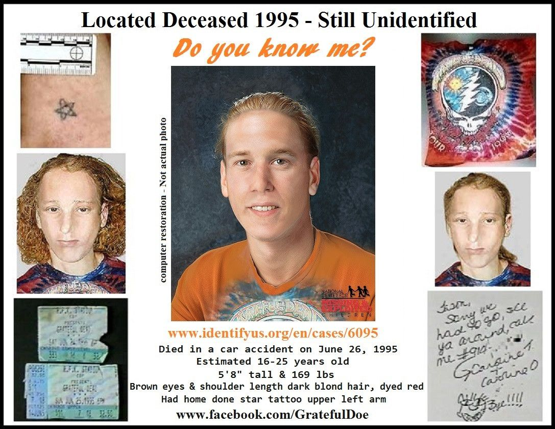 How Internet sleuths on Facebook and Reddit solved the 20-year-old