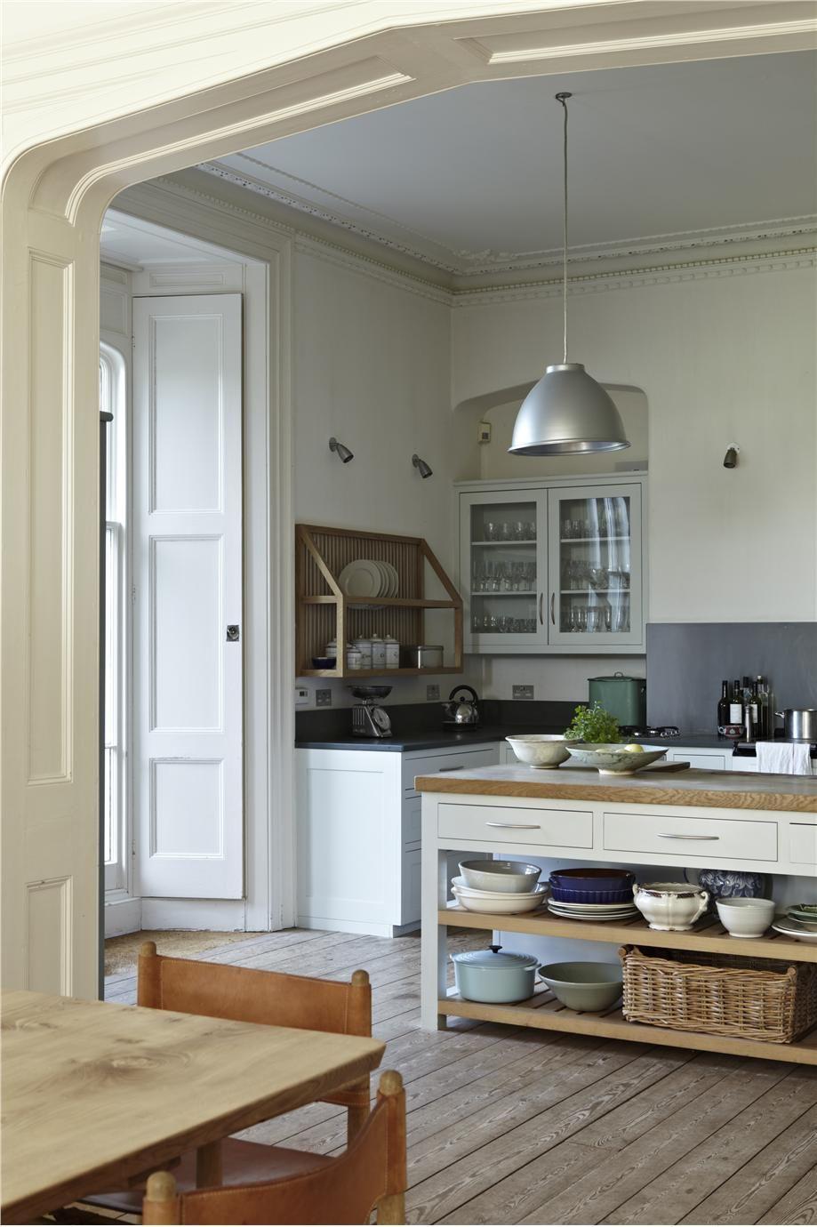Best Farrow Ball Inspiration Country Kitchen Interiors 400 x 300