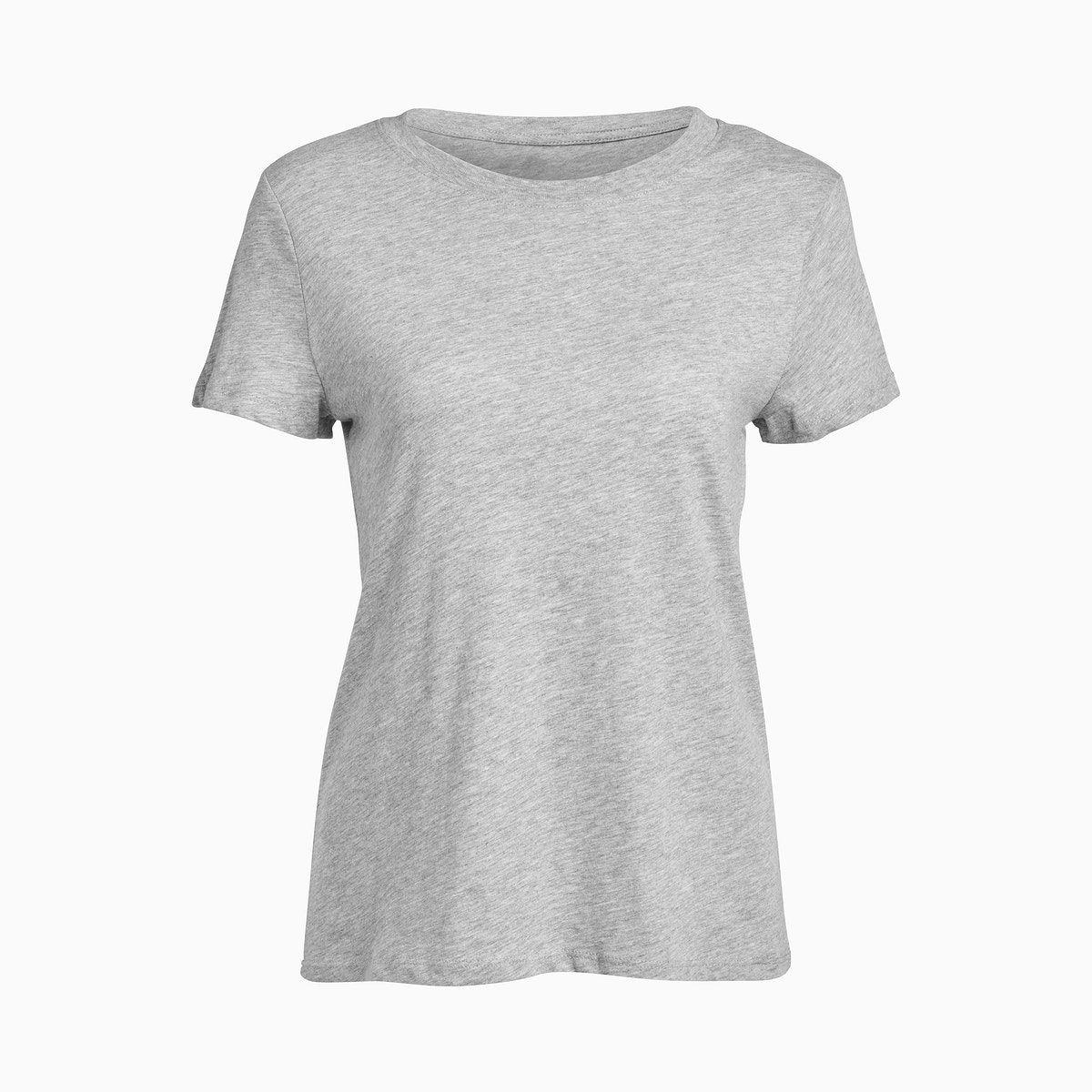 Download Download Premium Illustration Of Simple Gray T Shirt Mockup 2475967 Clothing Mockup Tshirt Mockup Shirt Mockup